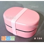 Boite Bento Original Collection  rose B134 600ml